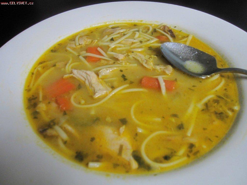 Куриный суп с лапшой пошаговый рецепт (8 фото) - Дело Вкуса